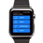 Huis bedienen met Apple Watch