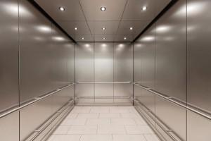 Lift monitoren met domotica