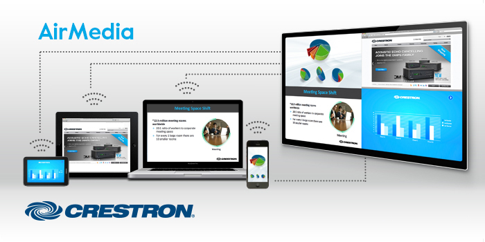 Crestron-AirMedia 2